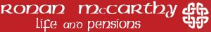 Ronan Mccarthy life and pensions